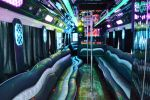 New Inside 50 pass party bus